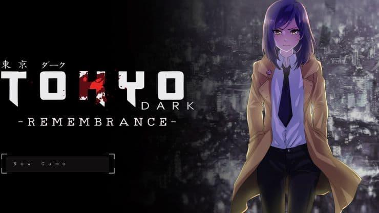 Tokyo Dark (東京ダーク)』レビュー01