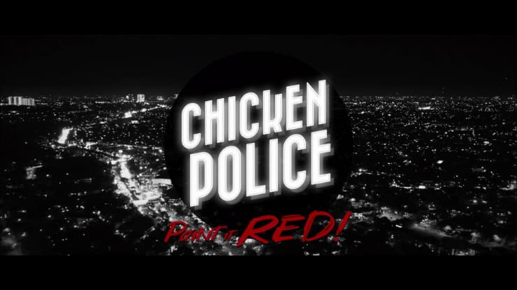 『Chicken Police(チキンポリス)』レビュー01