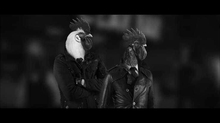 『Chicken Police(チキンポリス)』レビュー02