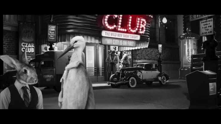 『Chicken Police(チキンポリス)』レビュー14